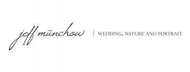 Jeff Münchow | wedding, nature and portrait logo